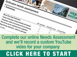 Complete our online needs assessment and we'll record a custom YouTube video for your company. Click here to start.